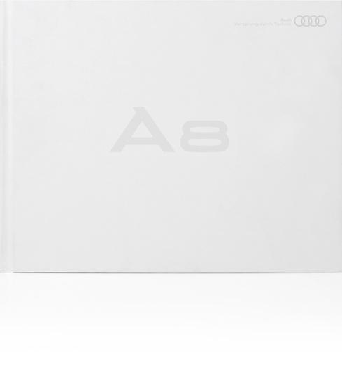 Audi A8      AUDI AG   2010