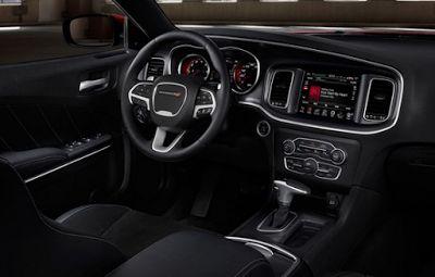 2019 Dodge Charger Inside