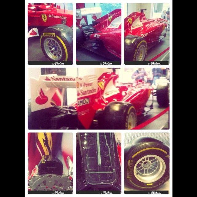 Ferrari, Italian style.