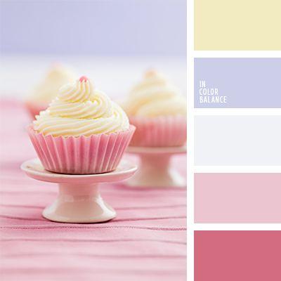 amarillo pálido y malva, amarillo pálido y rosado, amarillo pálido y rosado pálido, amarillo pálido y violeta, amarillo y rosado, color cupcake, malva y rosado, paletas de diseño, rosado pálido y amarillo pálido, rosado pálido y malva, rosado pálido y rosado, rosado pálido y violeta, rosado y amarillo,