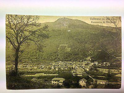 Veduta di Maisano (Como) e del monte Valbrona - 1929