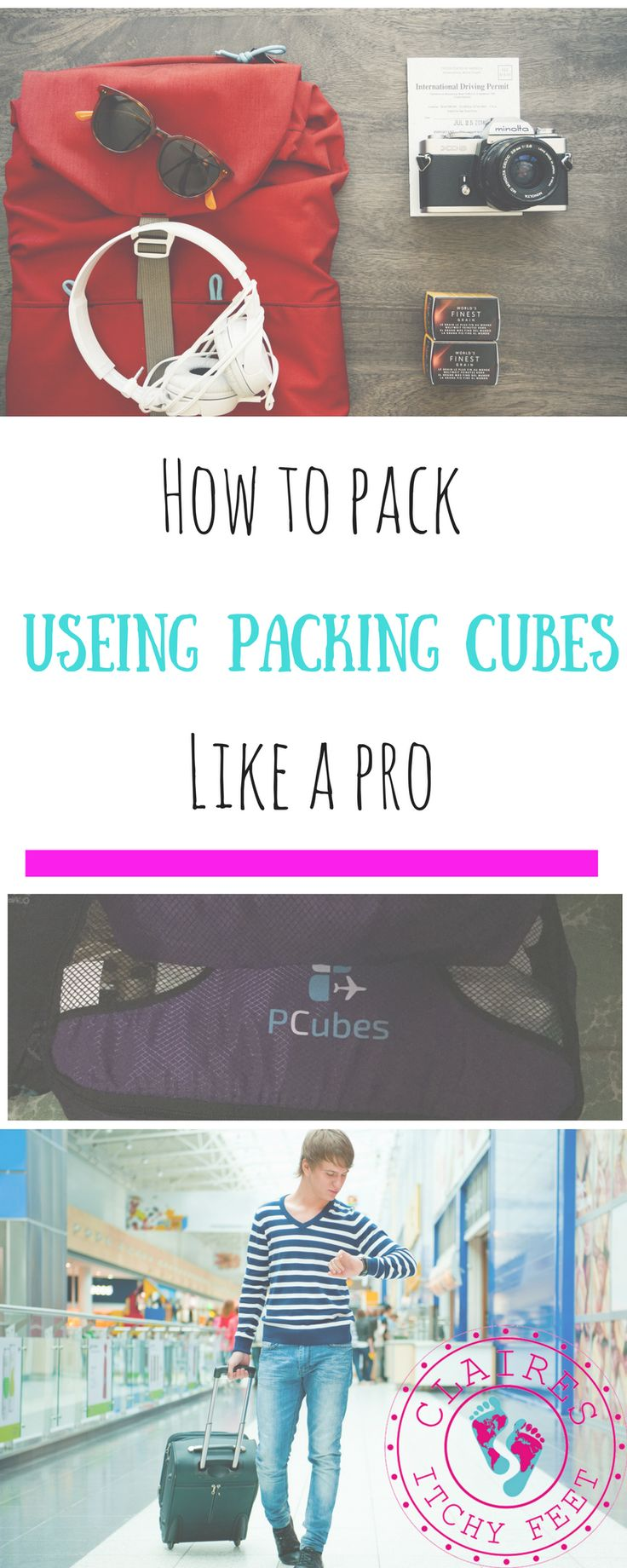 New to backpacking? If you are struggling to pack light or just generally cram your life into a backpack, I've got you covered! If there is one thing I've learned over the past 8 months, it's how to pack my backpack like a pro!