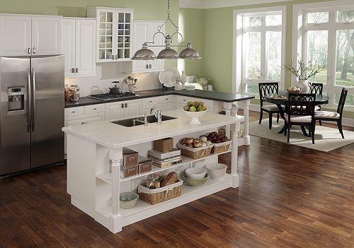 22 best affordable kitchen makeover wilsonart images on - Virtual kitchen makeover upload photo ...