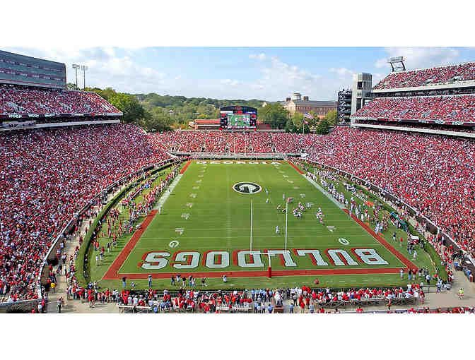 Four Tickets to the University of Georgia Football Opener on September 5, 2015