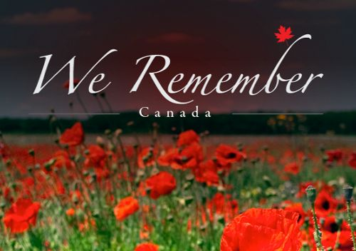 Remembrance Day... Thank you for our freedom! Thank you for the peace of mind of a mother not sitting waiting for her child to be taken overseas to fight in a war and see horrible things no one should ever see!! My heart hurts that you had to bear witness to them! Thank you for making Canada the safest and best place to live!! We remember and are eternally grateful! Love and hugs to all families whose loved ones have been lost defending our amazing nation!