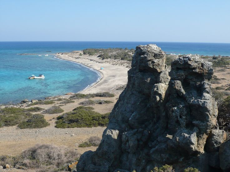 East side of Chryssi Island, Crete offthepathtours.com