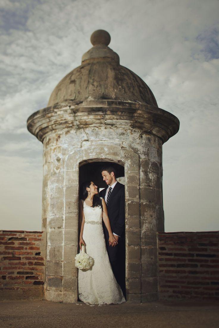 Fort san felipe del morro wedding hairstyles