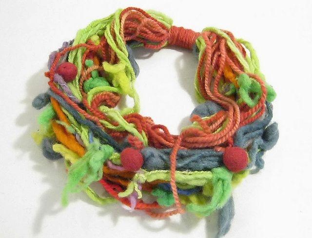 wool collar 1 | Flickr: Intercambio de fotos