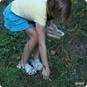 when mom made us Backyard Scavenger Hunts