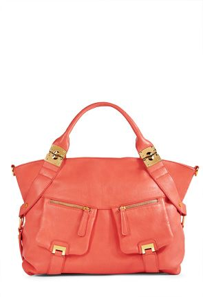 This bag is so awesome and I love the color so much. #MarchFave #Justfabonline