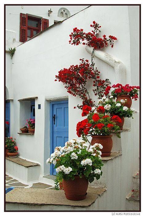 House in Tinos island ~ Greece