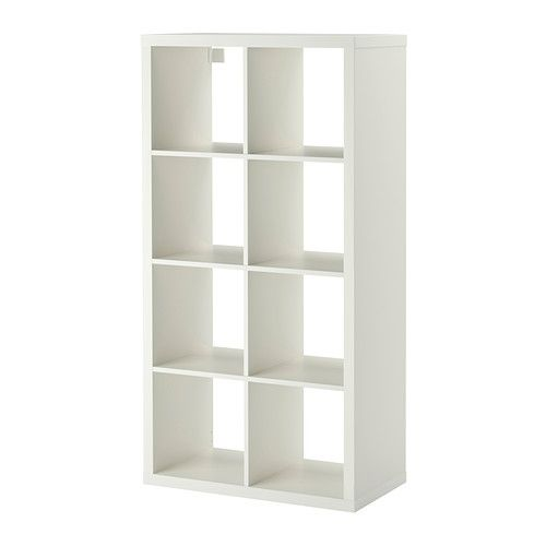 Home     /     Living Room     /     Shelving units  KALLAX Shelving unit IKEA You can use the furniture as a room divider because it ...