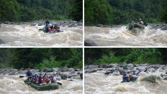 Blogged: Cagayan De Oro, Philippines - Whitewater Rafting [http://wp.me/p1mtFN-Cf]
