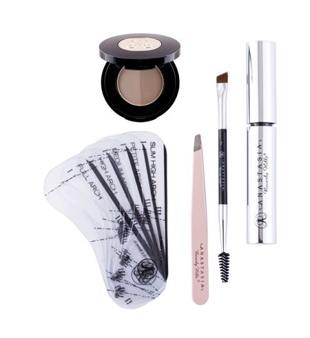 Keep your face looking bright and young with great #eyebrows. Here's my favorite kit: 5-Element Brow Kit