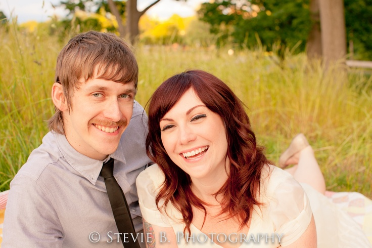 Engagement picture © Stevie B. Photography. www.steviebphotography.com