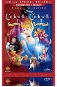 Cinderella II & Cinderella III 2-Movie DVD - Release November 20