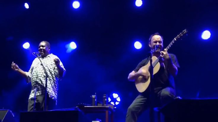 "Watch a Blissful ""Everyday"" from Dave Matthews and Tim Reynolds with Vusi Mahlasela in Mexico - Multi-cam"