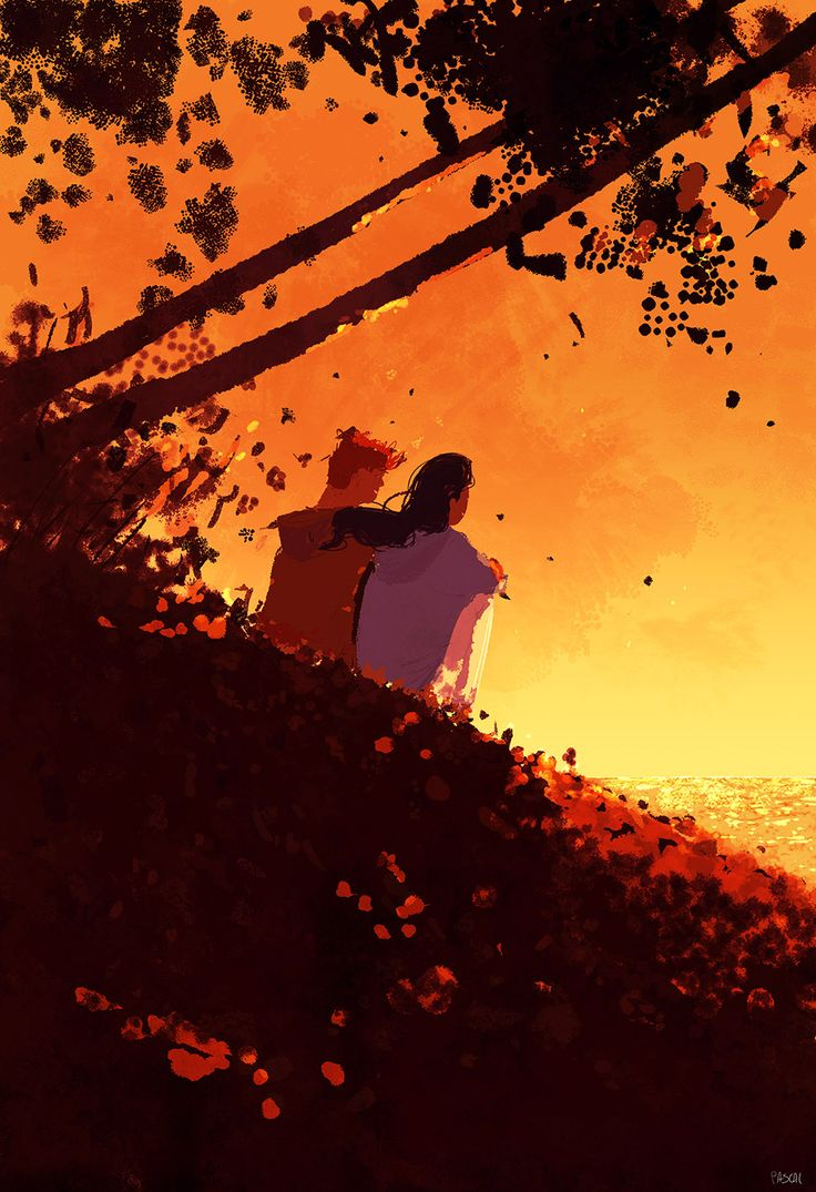 A little cold, a lot of warmth. by PascalCampion.deviantart.com on @deviantART