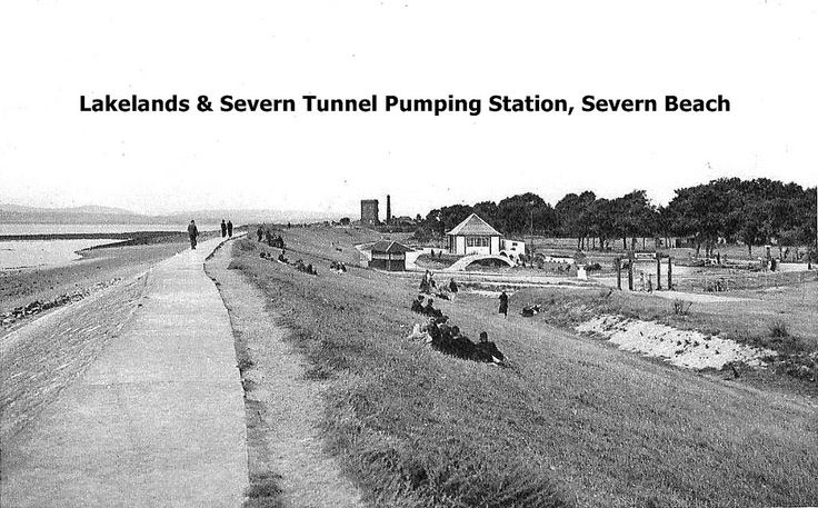 1930s Lakelands & Severn Tunnel Pumping Station, Severn Beach BS35 | by brizzle born and bred