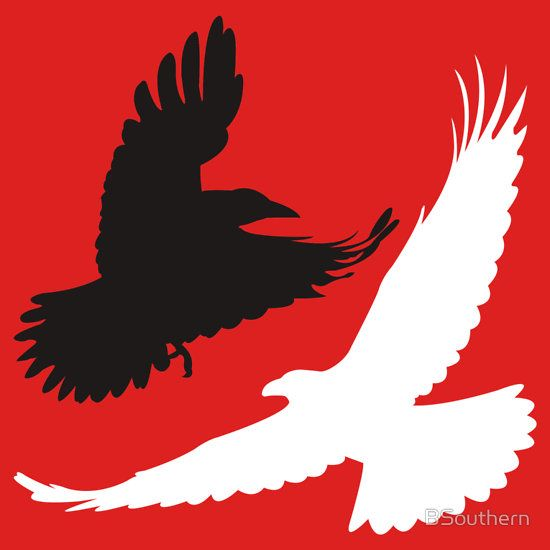 Black Crow, White Raven.