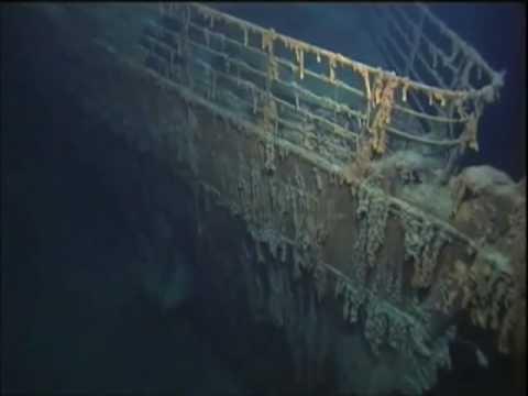 NOAA Titanic Expedition 2004: Breathtaking Wreck Footage