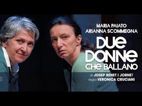 Intervista alle interpreti di DUE DONNE CHE BALLANO Maria Paiato e Arianna Scommegna.  Videointervista realizzata da Marta Carbocci e Flaminio Cozzaglio. Operatore Massimo Adriani.