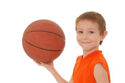 Basketball Games for Kids in Large Groups