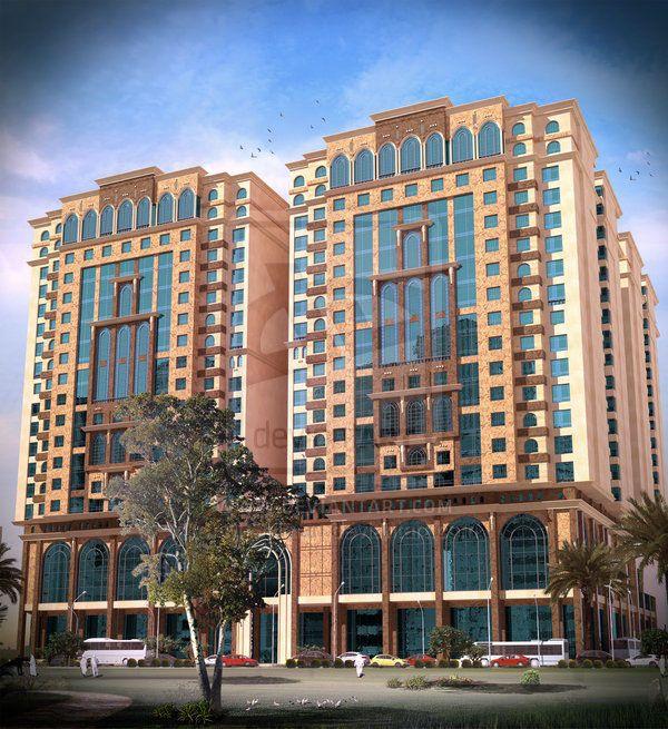 Hotel Design,  Makka, KSA