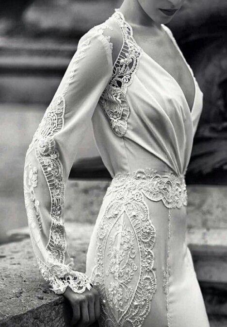 Berta bridal. Vintage KL: gorgeous but prob not