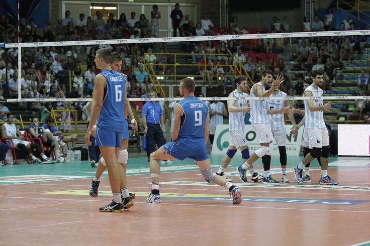 L'Argentina si prende la rivincita Italia battuta 3-1