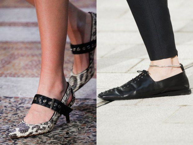 Summer Shoe Trends 2020.Spring Summer Shoes 2020 Pointed Toe In 2019 Spring Shoes