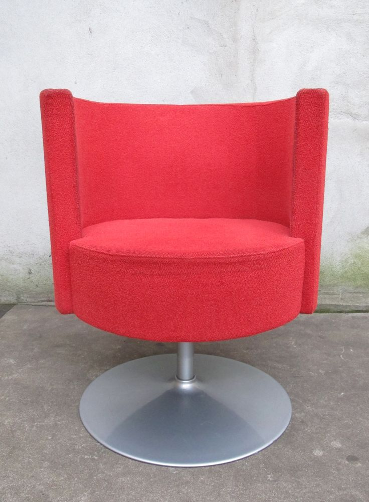 Danish moder lounge chair #livingroomchairs  #diningroomchairs #redchair upholstered dining chairs, modern chairs ideas, upholstered chairs | See more at http://modernchairs.eu