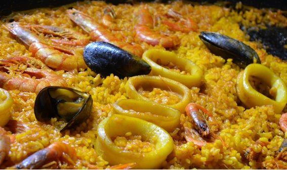 Recept Paella kruidenmix - laat de kruidnagel achterwege