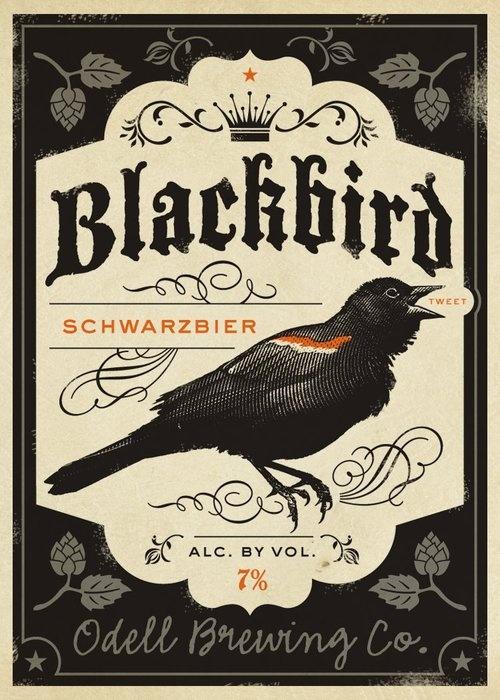 Blackbird. #beer #beerlabels