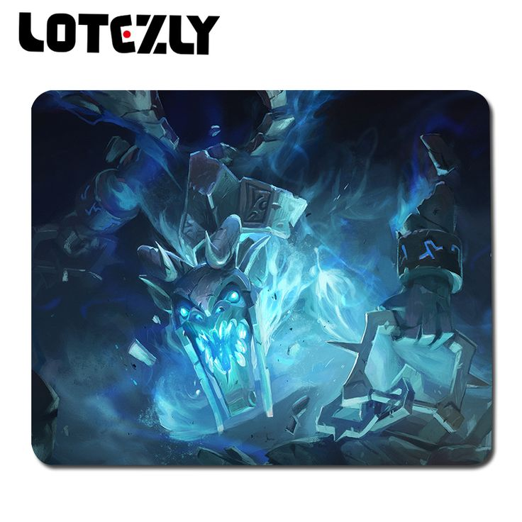 Dota 2 Visage Blue Mouse Pad Computer Mousepad Dota2 Large Gaming Mouse Mats To Mouse Gamer Anime Rectangular Mouse Pad