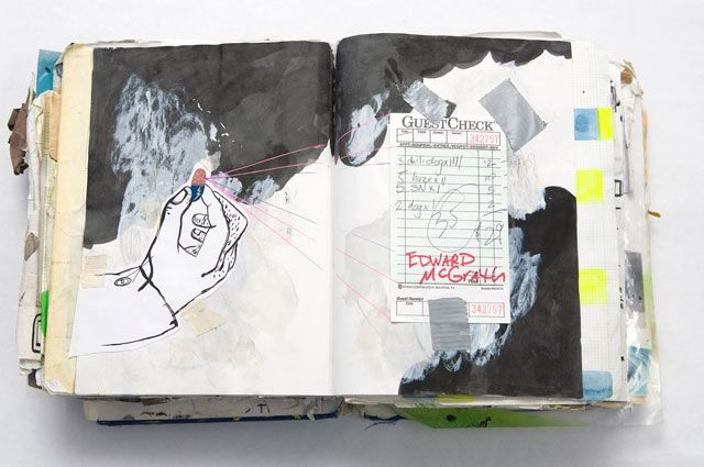 Sketchbook - tedmcgrath.com