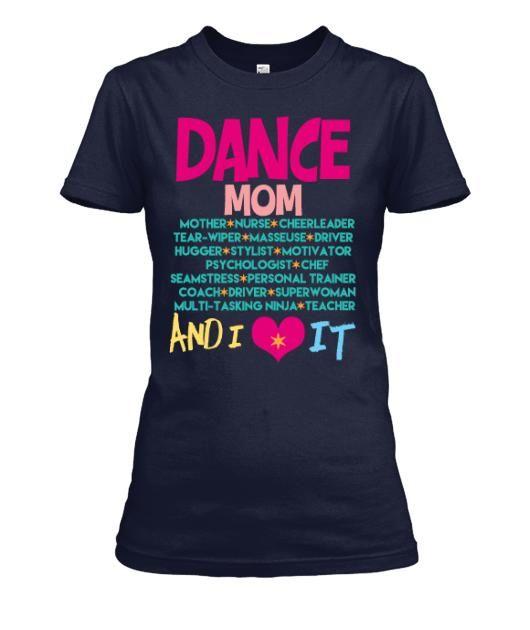 Dance Mom & I Love It!