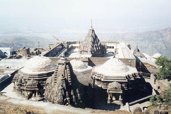 Girnar Hill / Junagadh > India