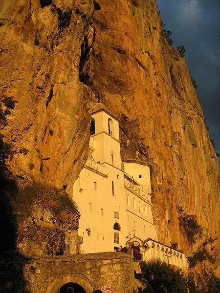 monastery Ostrog,Monte Negro