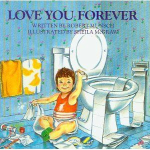 Aww..I <3 this book. My mommy read it to me as a kid and one day, I'll read it to my babies.