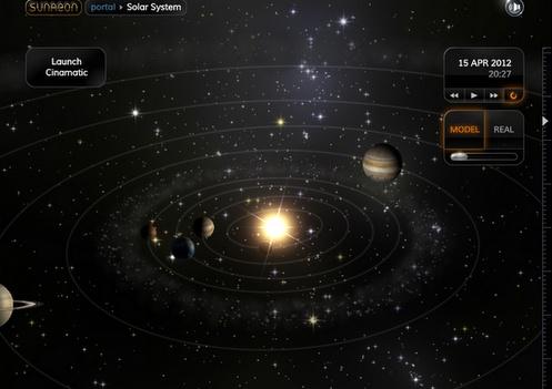 virtual solar system - photo #40
