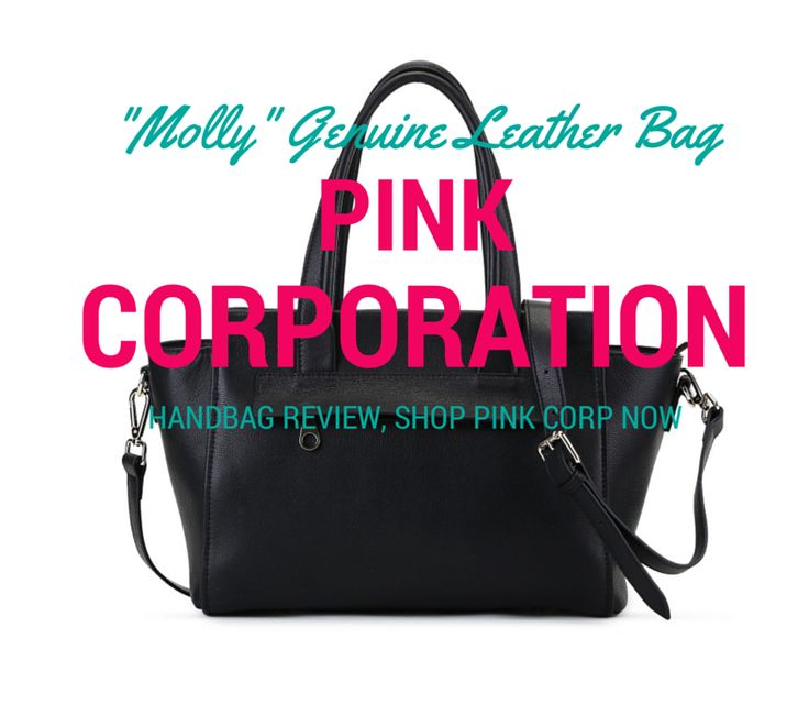 Molly Bag by Pink Corporation