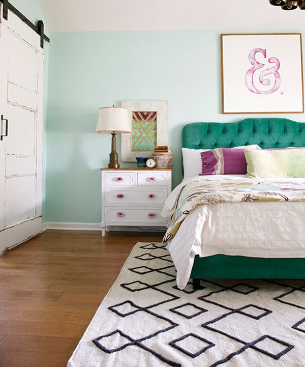 Crane and Canopy Designer Bedding as seen in The Handmade Home