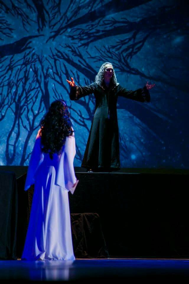 "From Dragonlance the Musical ""The Last Trial"" (Russia)"