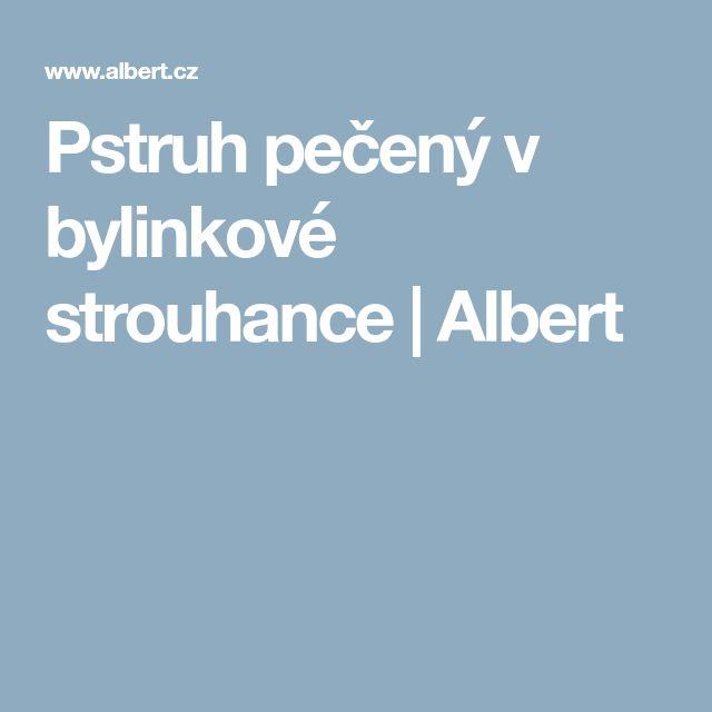 Pstruh pečený v bylinkové strouhance | Albert