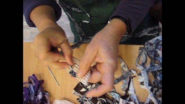 Craft Event in Latvia: Work Shops in Kuldiga Unesco Games