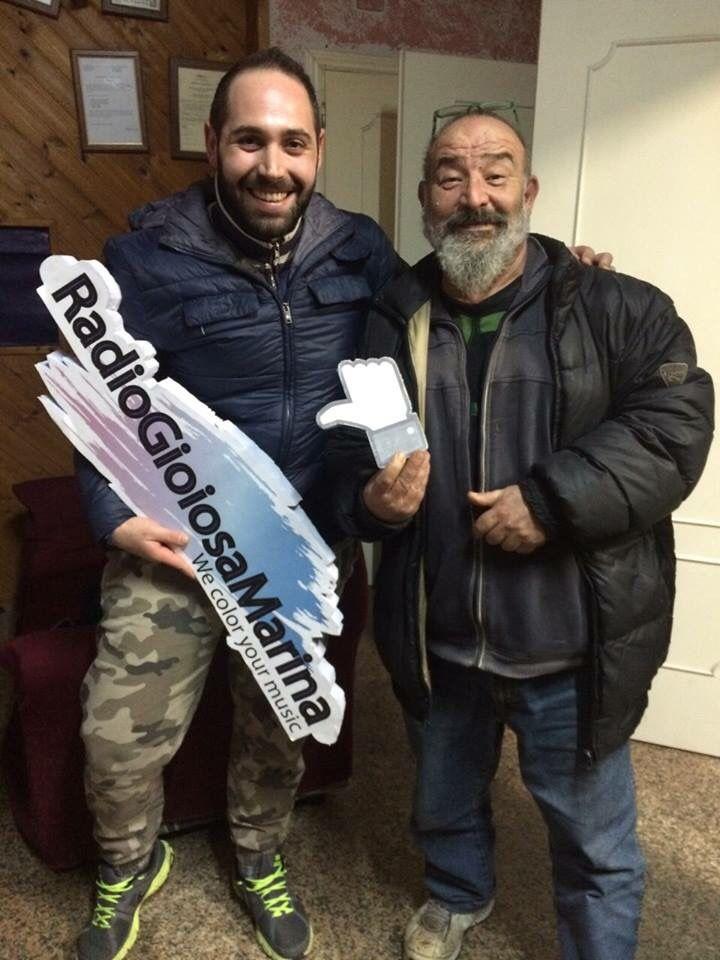 Ruggero Malgeri, Re della griglia su Dmax ma soprattutto gestore di uno dei migliori locali di Gioiosa Marina: Blue Daliah! #liberamente #lifeison #èsemprebello