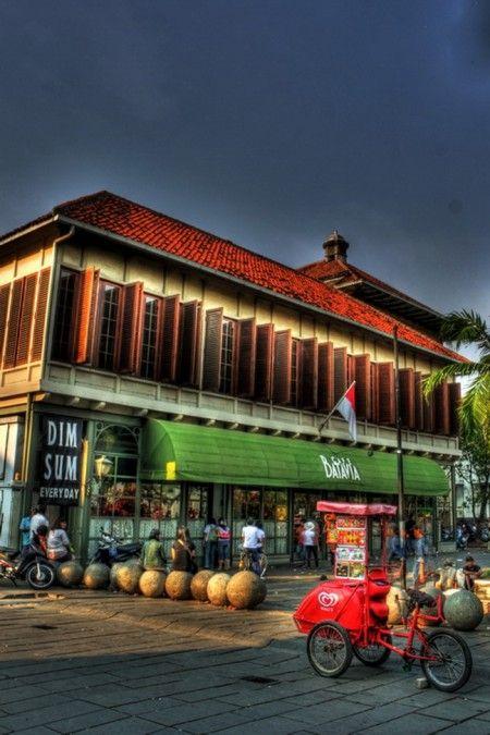 Old Town Batavia - Jakarta