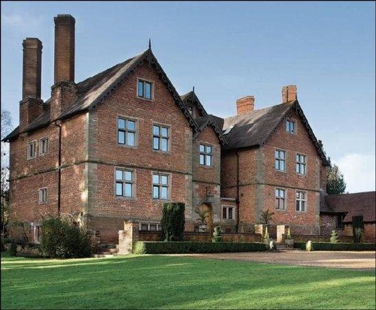 Elizabethan Farmhouse Coventry England