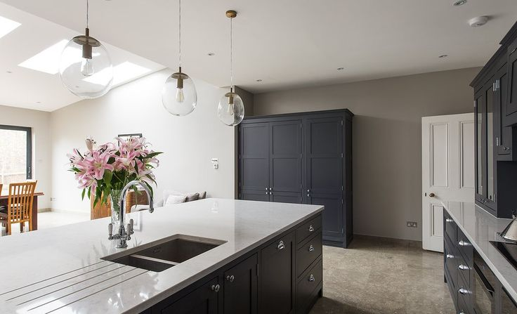 See Recently Completed Darker Shaker Kitchens Completed By The Shaker Kitchen Company These Are Examples Of Our Quality Workmanship For For Bespoke